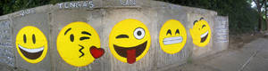 Have a nice day Street Art : )