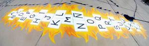 Hopscotch-Alphabet