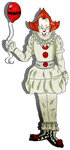 Its Pennywise by shonnybean