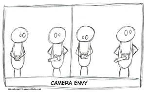 Camera Envy by FailureConfetti