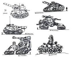Tank You by bmkorkut