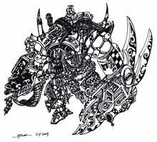 Ork Boss by bmkorkut