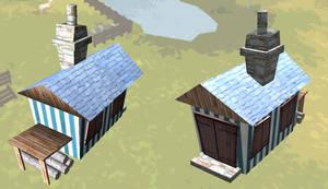 lo-Cabin by bmkorkut