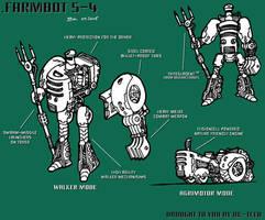 FARMBot S-4 by bmkorkut