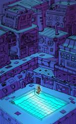 CityEscape by bmkorkut