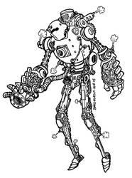 Steambot by bmkorkut