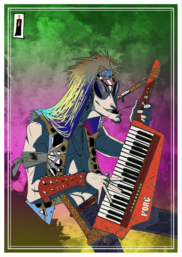 Prophet_The_Rocker by elvis2nd