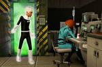 Sims 3: Danny Phantom
