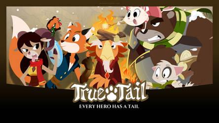 True Tail: Wallpaper 10 by SkynamicStudios