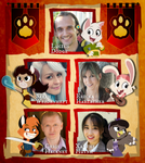 The Voice Acting Cast for True Tail!!!