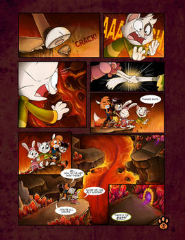 True Tail : One Halloween Night (Page 3 of 14)
