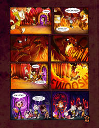 True Tail : One Halloween Night (Page 10 of 14) by SkynamicStudios