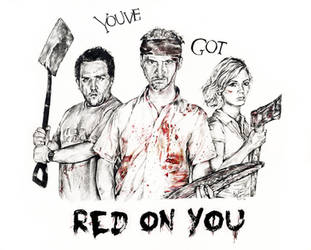 You've Got Red On You by rennyren