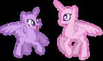 Pony base 34