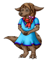 -for Maris- Silver, free commision out of the kind by TurnedIntoDragon