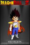 Dragon Ball Z - Kid Vegeta
