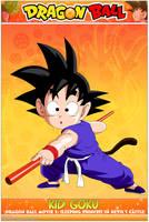 Dragon Ball - Kid Goku M2 by DBCProject