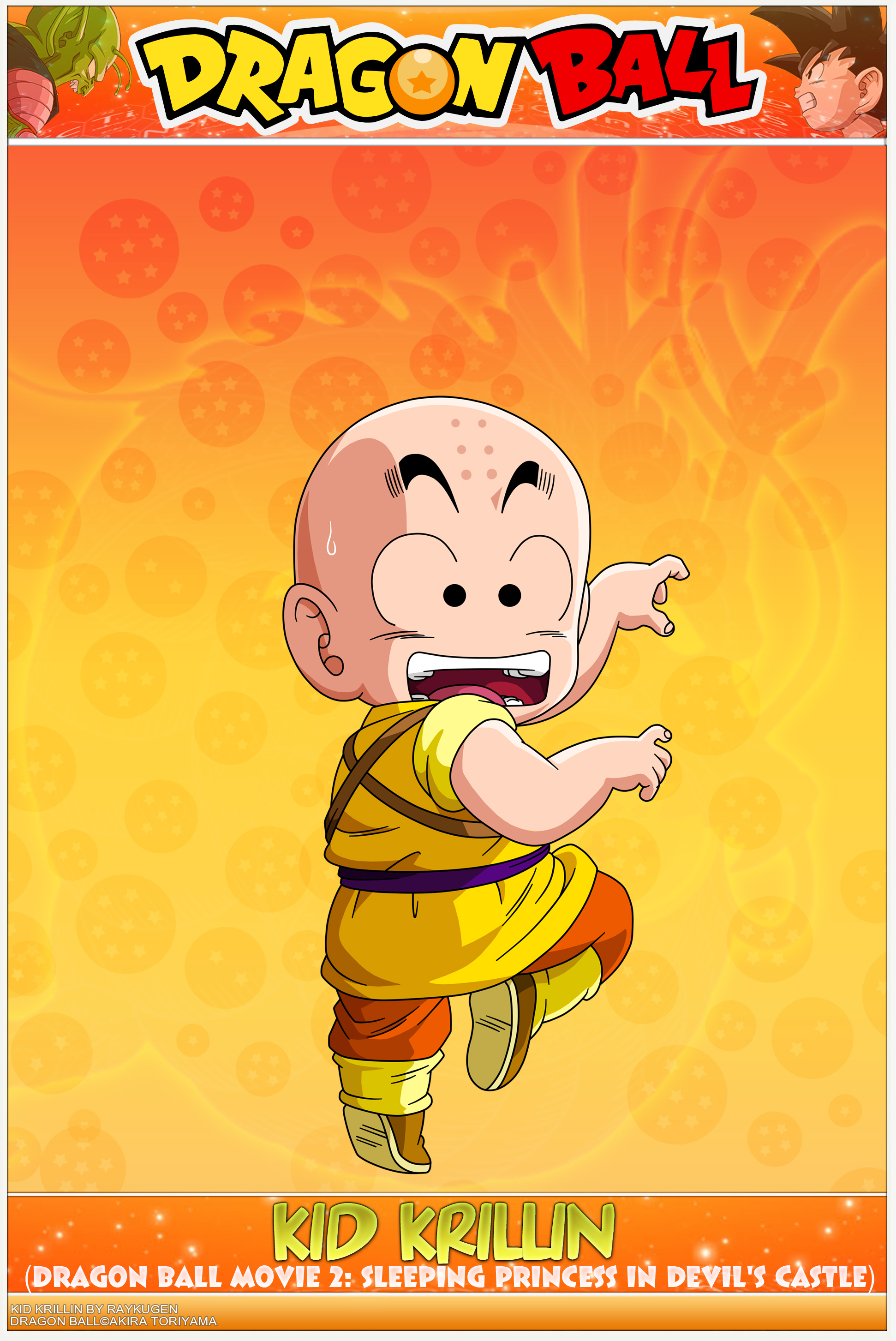 Dragon Ball: Krillin - Picture Hot