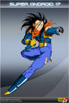 Dragon Ball GT - Super A17