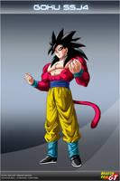 Dragon Ball GT - Goku SSJ4 OS by DBCProject