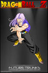 Dragon Ball Z- F Trunks M9