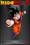 Dragon Ball Z - Goku M7
