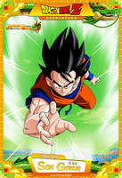Dragon Ball Z - Son Gokuh by DBCProject
