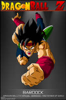 Dragon Ball Z - Bardock BD by DBCProject