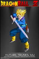 Dragon Ball - F Trunks SSJ THOT by DBCProject