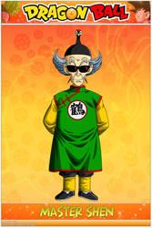 Dragon Ball - Master Shen UPDATE