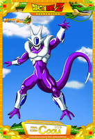 Dragon Ball Z - Final Form Coola by DBCProject