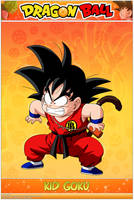 Dragon Ball - Kid Goku P V GB by DBCProject