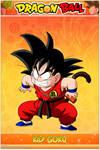 Dragon Ball - Kid Goku P V GB