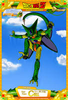 Dragon Ball Z - Imperfect Cell by DBCProject
