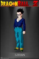 Dragon Ball Z - Gohan EDBZ