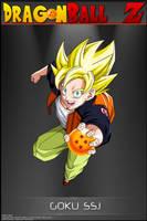 Dragon Ball Z - Goku SSJ CWBCG by DBCProject