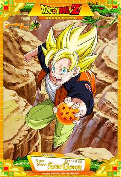 Dragon Ball Z - Goku SSJ CWBCG