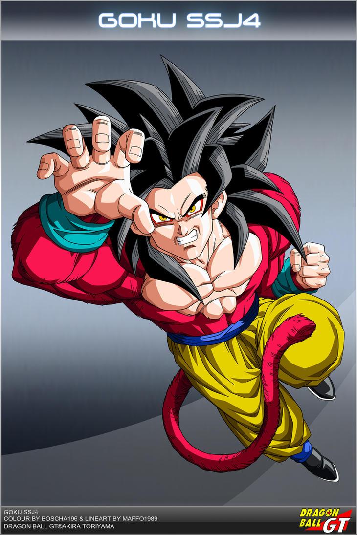 Imagenes de Dragon Ball Z y Dragon Ball GT [Muy Buenas]