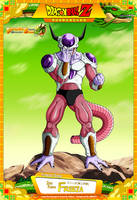 Dragon Ball Z - 2nd Form Freeza by DBCProject