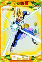 Dragon Ball Z - Super Saiyan  Son Gokuh by DBCProject