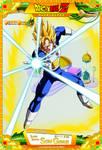 Dragon Ball Z - Super Saiyan  Son Gokuh