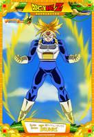 Dragon Ball Z - Super Saiyan Trunks by DBCProject