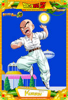 Dragon Ball Z - Kuririn by DBCProject