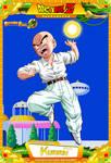 Dragon Ball Z - Kuririn