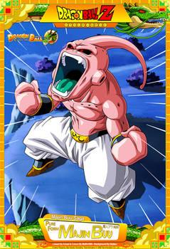 Dragon Ball Z - Majin Buu Pure Form