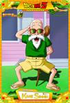 Dragon Ball Z - Kame Sennin (Muten Roshi)