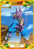 Dragon Ball Z - Birus by DBCProject