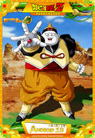 Dragon Ball Z - Android 19 by DBCProject