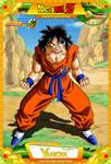 Dragon Ball Z - Yamcha