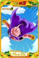 Dragon Ball Z - Majin Buu by DBCProject